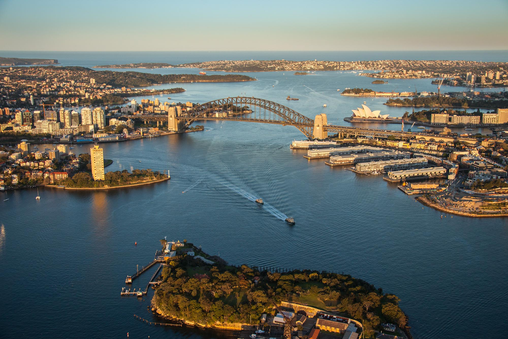 sydney sightseeing flights and tours from helicopter