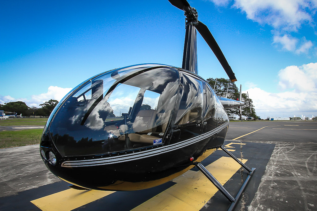 sydney helicopter fleet-aerial photography and scenic flights