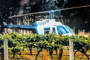 luxury helicopter lunch tours from sydney to hunter valley