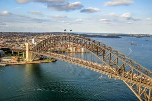 scenic helicopter tour sydney harbour