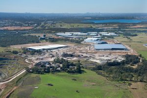 aerial surveys and inspections by helicopter from Sydney Airport