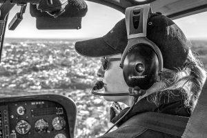 Photo of pilot Eemon Marstella