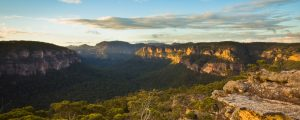 helicopter transfer to blue mountains from sydney