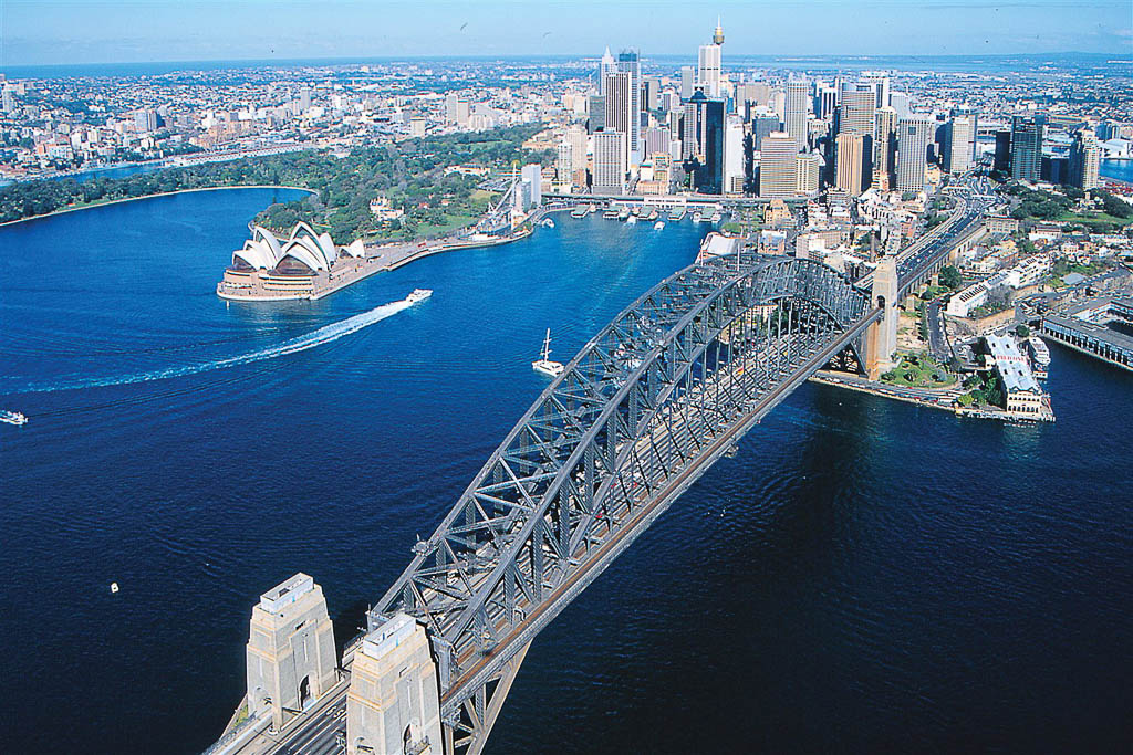 helicopter scenic flights and tours over sydney harbour