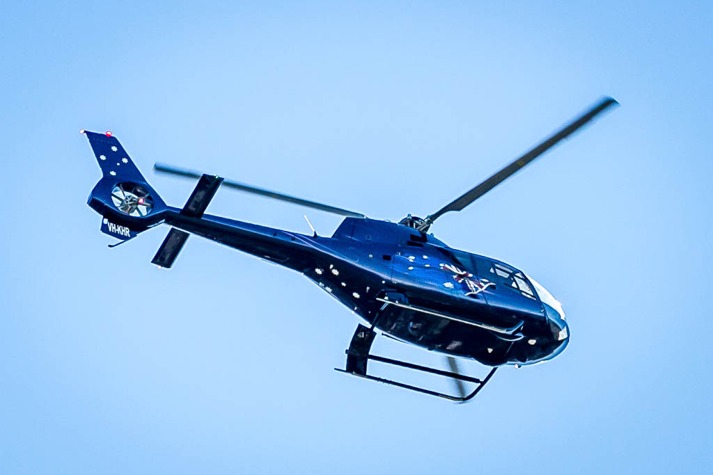 luxury corporate helicopter from sydney airport